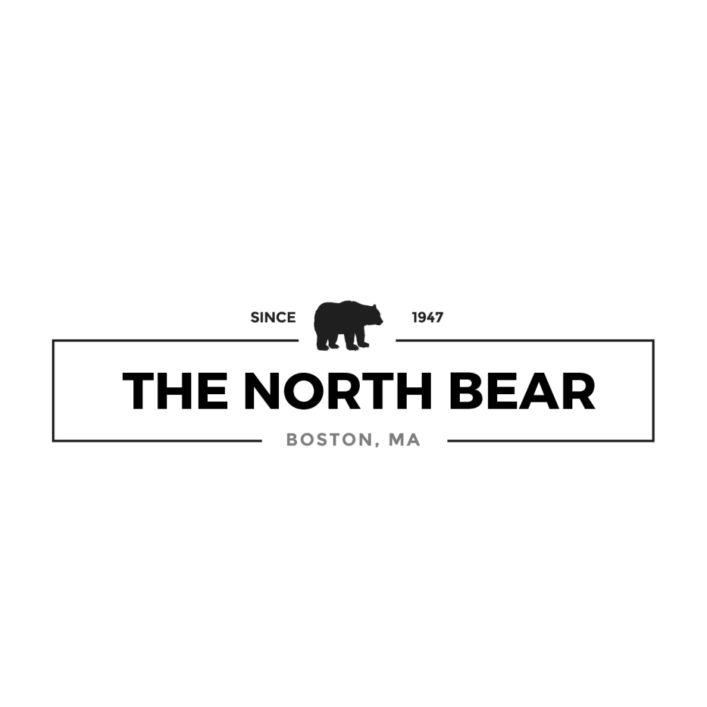 the north bear logo design