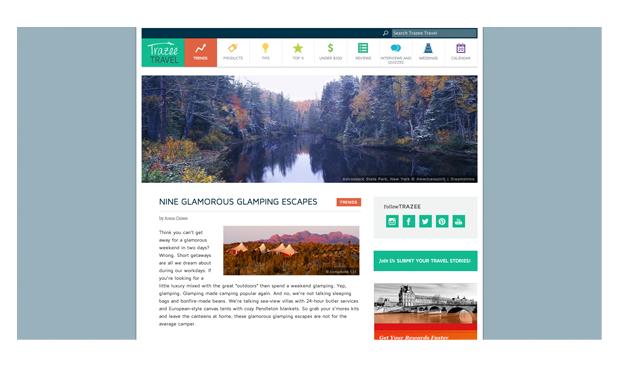 Trazee Travel - Blog 2 - Freelance Copywriting Travel