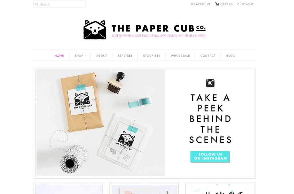 Paper Cub Co | Anna Crowe